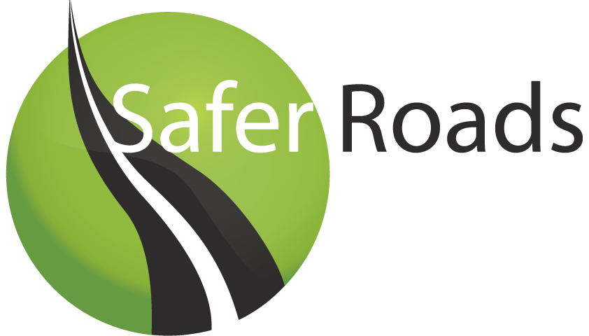 Logo for new Safer Roads initiative